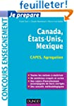 Canada, Etats-Unis, Mexique - Capes-A...