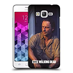 Official AMC The Walking Dead Rick Filtered Characters Hard Back Case for Samsung Galaxy Grand Prime