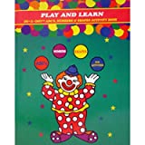 Play And Learn Act. Book [Set of 2]