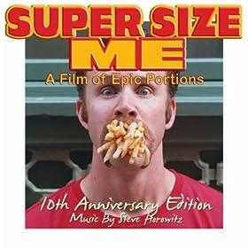Lets Get Phat! Super Size Me (10th Anniversary Edition) [Original Motion Picture Soundtrack]