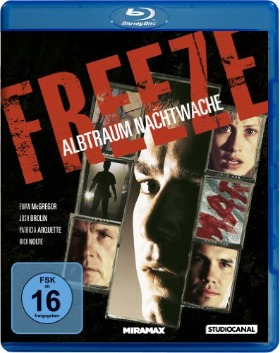 Freeze - Alptraum Nachtwache [Blu-ray]
