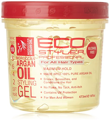 Olio Gel Eco Styler Styling 473ml Argan del Marocco (gel)