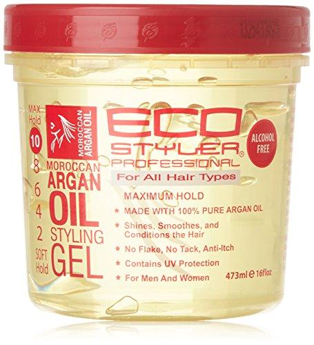 Olio Gel Eco Styler Styling 473ml Argan del Marocco (gel)
