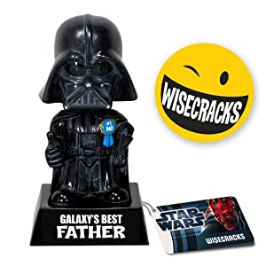 Funko Darth Vader: Galaxy's #1 Father