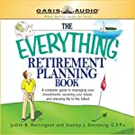 The Everything Retirement Planning Book: Everything Books (       ABRIDGED) by Judith R Harrington, Stanley Steinberg Narrated by Michael Coon