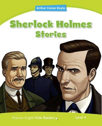 Penguin Kids 4 Two Sherlock Holmes Stories Reader (Penguin Kids (Graded Readers))