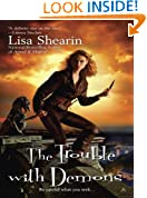The Trouble with Demons (Raine Benares Book 3)