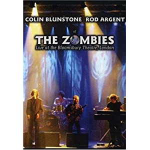 Colin Blunstone and Rod Argent of the Zombies: Live at the Bloomsbury Theatre, London