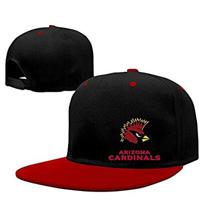 Gsyful Swag Arizona Cardinals Baseball Snapback Hip Hop Cap Hat Red