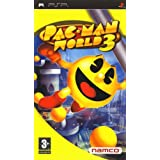 Pacman World 3par Namco