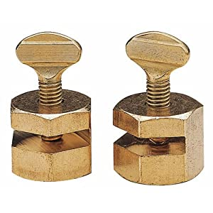 Stanley 45-711 Stair Gauges (Brass)
