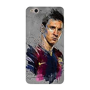 InFocus Bingo 50+ Messi love Printed back cover