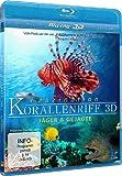 Image de Faszination Korallenriff 3d - Jäger & Gejagte [Blu-ray] [Import allemand]