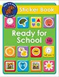 Roger Priddy Ready for School (Play and Learn with Wallace Sticker Books)