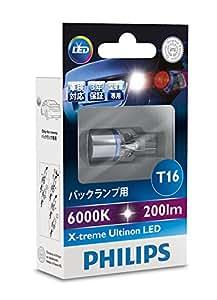 PHILIPS(フィリップス)エクストリームアルティノンLEDT16ホワイト12832x1