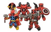 Diamond Select Toys Marvel Minimates Deadpool Assemble Box Set  Toy