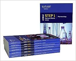 Kaplan Test Prep: USMLE Step 1 Lecture Notes 2016 by Kaplan (2015, Paperback)