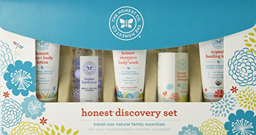 The Honest Company Essentials Sample Collection - 1
