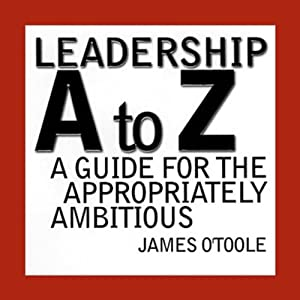 Leadership A to Z Audiobook