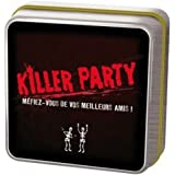 Asmodee - JP36 - Jeu d'ambiance - Killer Party