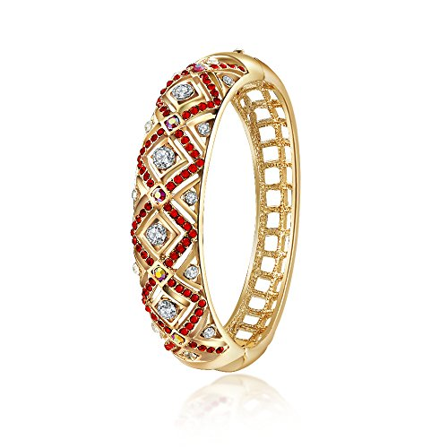 city-ounar-18k-oro-rosa-chapado-rojo-cristal-pulsera-para-mujer-swarovski-elementos-senoras-chicas-b