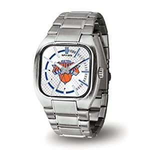 NBA Turbo Watch Silver by Rico Tag
