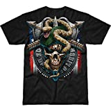 Battlespace Men's T Shirt Army Special Forces 'Green Beret'