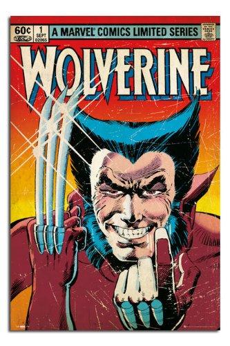 Wolverine decor tktb - Marvel comics decor ...