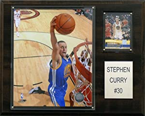 NBA Golden State Warriors Player Plaque by C&I Collectables