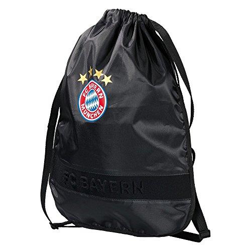 FC Bayern München Sport sacchetto nero Logo e 4stelle