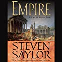 Empire: The Novel of Imperial Rome (       UNABRIDGED) by Steven Saylor Narrated by James Langton
