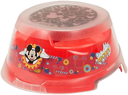 Disney Mickey 2-in-1 Compact Potty Seat - 1