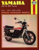 Haynes Manual for Yamaha 250 & 350 Twins (70 - 79) Including an AA Microfibre Magic Mitt