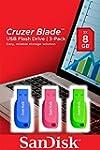 SanDisk Cruzer Blade - Memoria USB 2....