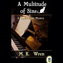 A Multitude of Sins: A Conan Flagg Mystery (       UNABRIDGED) by M. K. Wren Narrated by Jack Marshall