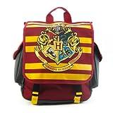 Harry Potter HOGWARTS Hybrid Red Messenger BACKPACK