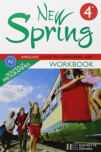 New Spring 4e : Workbook (Lemarchand-Julié)