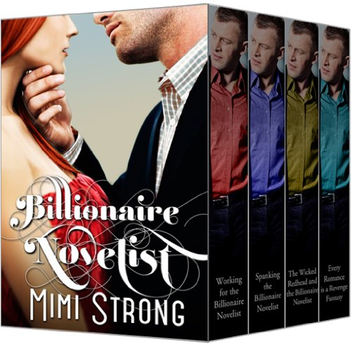 Typist - Billionaire Novelist: Complete Series (Erotic Romance) by Mimi Strong