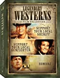 Legendary Westerns 3-Film Collection
