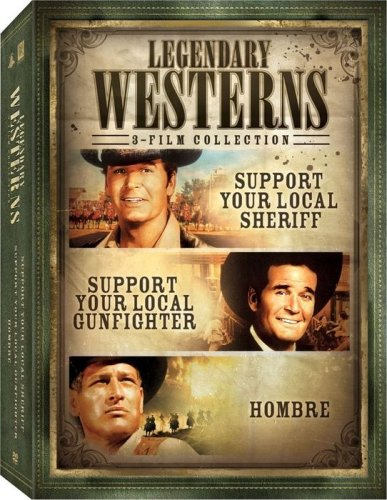 Sale alerts for 20th Century Fox Legendary Westerns 3-Film Collection [Import] - Covvet