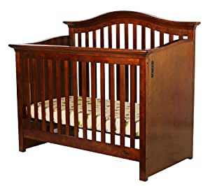 Dream On Me Electronic Wonder Crib Ii Espresso Convertible Cribs Baby