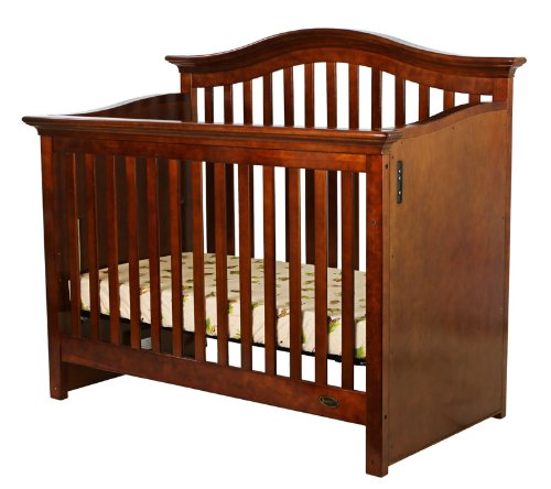 Dream On Me Electronic Wonder Crib Ii, Espresso