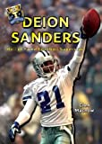 img - for Deion Sanders: Hall of Fame Football Superstar (Hall of Fame Sports Greats) book / textbook / text book