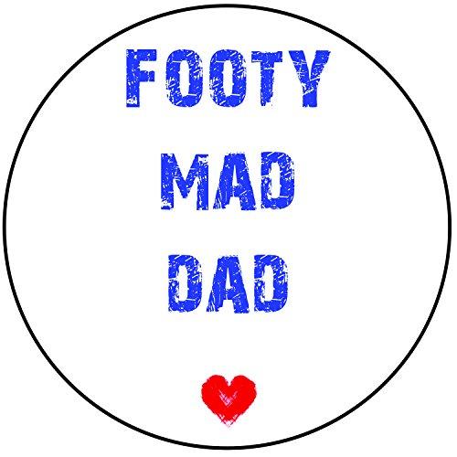 44-Mad-Dad-gteau-un-rond-prdcoups-203-cm-Dcoration-Glaage-20-cm