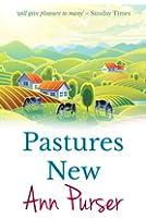 Pastures New (English Edition)
