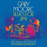 Gary Moore Blues for Jimi: Live in London by Gary Moore (2012) Audio CD