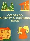Colorado Activity & Coloring Book