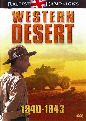 British Campaigns: Western Desert 1939 - 1943 [DVD]
