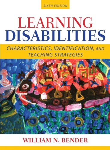 Learning Disabilities: Characteristics, Identification,...