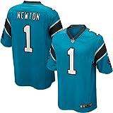 Cam Newton Carolina Panthers Home Jersey: Size - Large